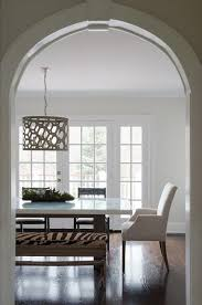Zebra Dining Room Chairs by Glass Top Dining Table With Zebra Bench Transitional Dining Room