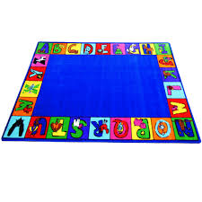 Kids Classroom Rugs Abc Area Rug Roselawnlutheran