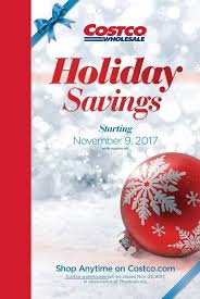 costco savings coupon book including black friday coupons
