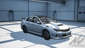 subaru gc8 widebody cars list assetto corsa database