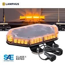 amber mini light bar amazon com lamphus nanoflare nfmb40 12 40w led mini light bar sae