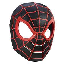 marvel ultimate spider man kid arachnid mask toys