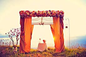 wedding ceremony canopy wedding ceremony the engagement
