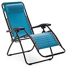 amazon com caravan sports zero gravity lounge chair patio