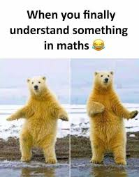 Maths Memes - dopl3r com memes when you finally understand something in maths
