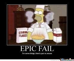 Epic Fail Meme - epic fail by izayaaaa meme center
