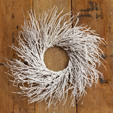 twig wreath your heart s delight by s twig wreath snowy