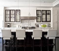 kitchen carrara marble kitchen transitional with white and brown