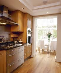 honey oak kitchen cabinets with wood floors sleek photos 16 of 21