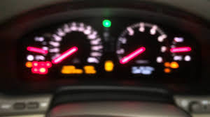 trac off and check engine light toyota ls430 vsc reset youtube