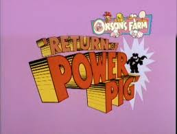 garfield and friends return of power pig garfield wiki fandom powered by wikia