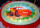 tortas decoradas de cars