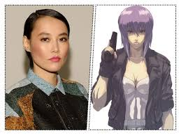 who is the woman in the target black friday commercials whitewashing u0027 row over scarlett johansson u0027s ghost in the shell