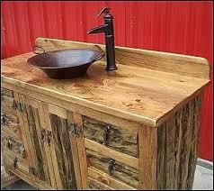 rustic bathroom cabinets vanities rustic bathroom vanities petrified sink rustic vanity with shelf