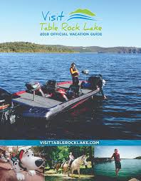 Table Rock Lake Map Welcome Table Rock Lake Chamber Of Commerce Mo