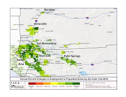 Bakersfield Zip Code Map by Job Growth In California Continues At Steady Pace Isea