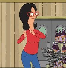 Tina Belcher Meme - simple tina belcher meme bob s burgers s find share on giphy