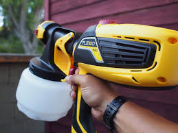 wagner flexio 590 paint sprayer review youtube