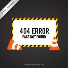 Erro 404 No Encontrado Geapcombr | page not found error 404 vector free download