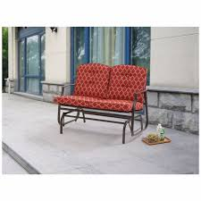 porch swing outdoor glider bench seat chair furniture patio garden