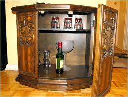 home liquor storage home bar liquor cabinet design made of solid