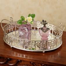 tips complete your home accessories with cool vanity tray