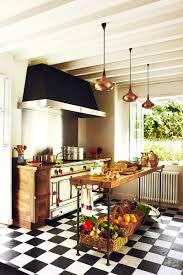 carrelage cuisine damier noir et blanc carrelage cuisine motif montagne collection avec carrelage