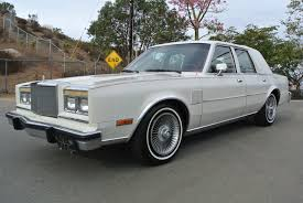 1986 chrysler fifth avenue 1 owner m body mopar 5 2 318 v8 5th ave