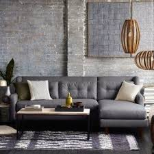 Small Modern Sofas Modern Sectional Sofas For Small Spaces Foter
