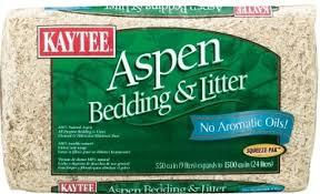 Kaytee Bedding Kaytee Aspen Bedding U0026 Litter 1200 Cu In Vetdepot Com