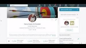 how to create best linkedin profile linkedin profile word template videos yt