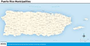 Blank Map Of The West Region by Maps Of Puerto Rico Free Printable Travel Maps From Moon Guides