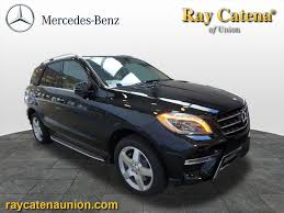 union mercedes certified pre owned 2014 mercedes m class ml 350 4matic awd