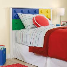 Sauder Bedroom Furniture Amazon Com Sauder Primary Street Block Panel Headboard In Soft