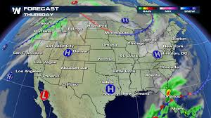 national thanksgiving day weather conditions weathernation