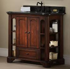 Mahogany Bathroom Vanities by Homethangs Com Has Introduced A Guide To Contemporary Antique