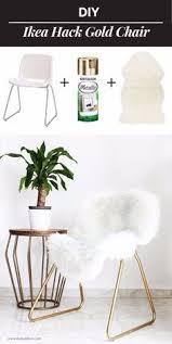 Ikea Malung Swivel Armchair Gold Office Chair Gold Spray Paint Gold Spray And Swivel Chair
