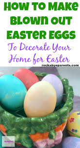 blown easter eggs blown out easter eggs diy easter decorations for your home