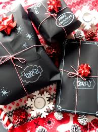 chalkboard wrapping paper inspired diy 001 chalkboard wrapping paper twenty