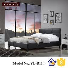 meuble design chambre 2017 dernière chambre lits meubles design moderne en cuir lit b114