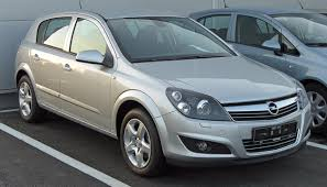 gallery of opel astra h