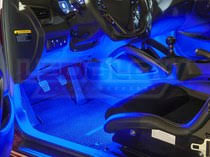 Colored Interior Car Lights Multi Color Interior Led Lights For Your Car From Ledglow