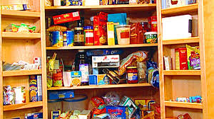 how to organize kitchen cabinets with food organize your kitchen pantry hgtv