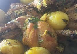 cuisiner lapin tajine de lapin aux citrons confits la cuisine d agnèsla cuisine