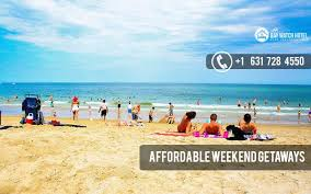 affordable weekend getaways best prices for cottages in island