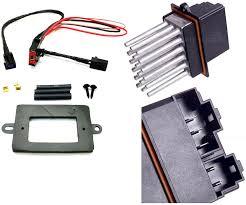 2002 jeep grand blower motor amazon com apdty 5179985aa 68052436aa blower motor resistor