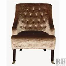 Gold Accent Chair Betty Tufted Gold Crush Velvet Accent Chair Bright Home