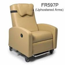 Jerry Chair Wheelchair Lumex Fr597 Ortho Biotic Recliner Geri Chair