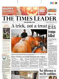 spirit halloween cranberry twp pa times leader 10 30 2011 formaldehyde gaza strip