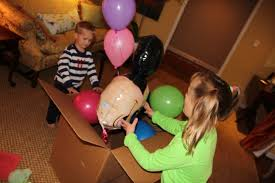 Seeking Balloon Cast Disney Trip Wrapped Up In A Box A Big Bouquet Of